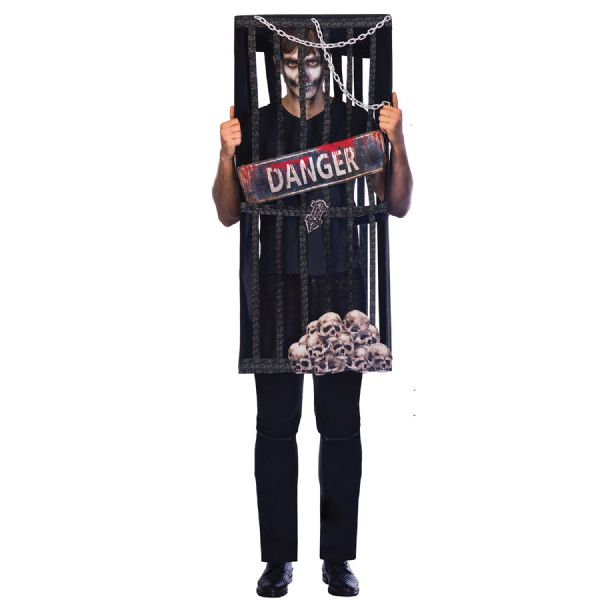 Caged Reaper Costume